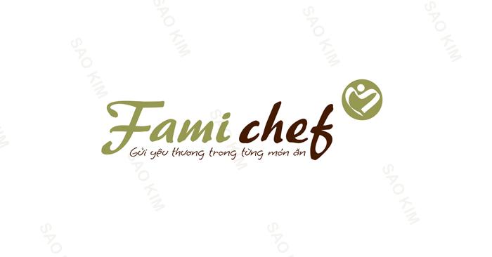 Đặt tên thương hiệu FamiChef